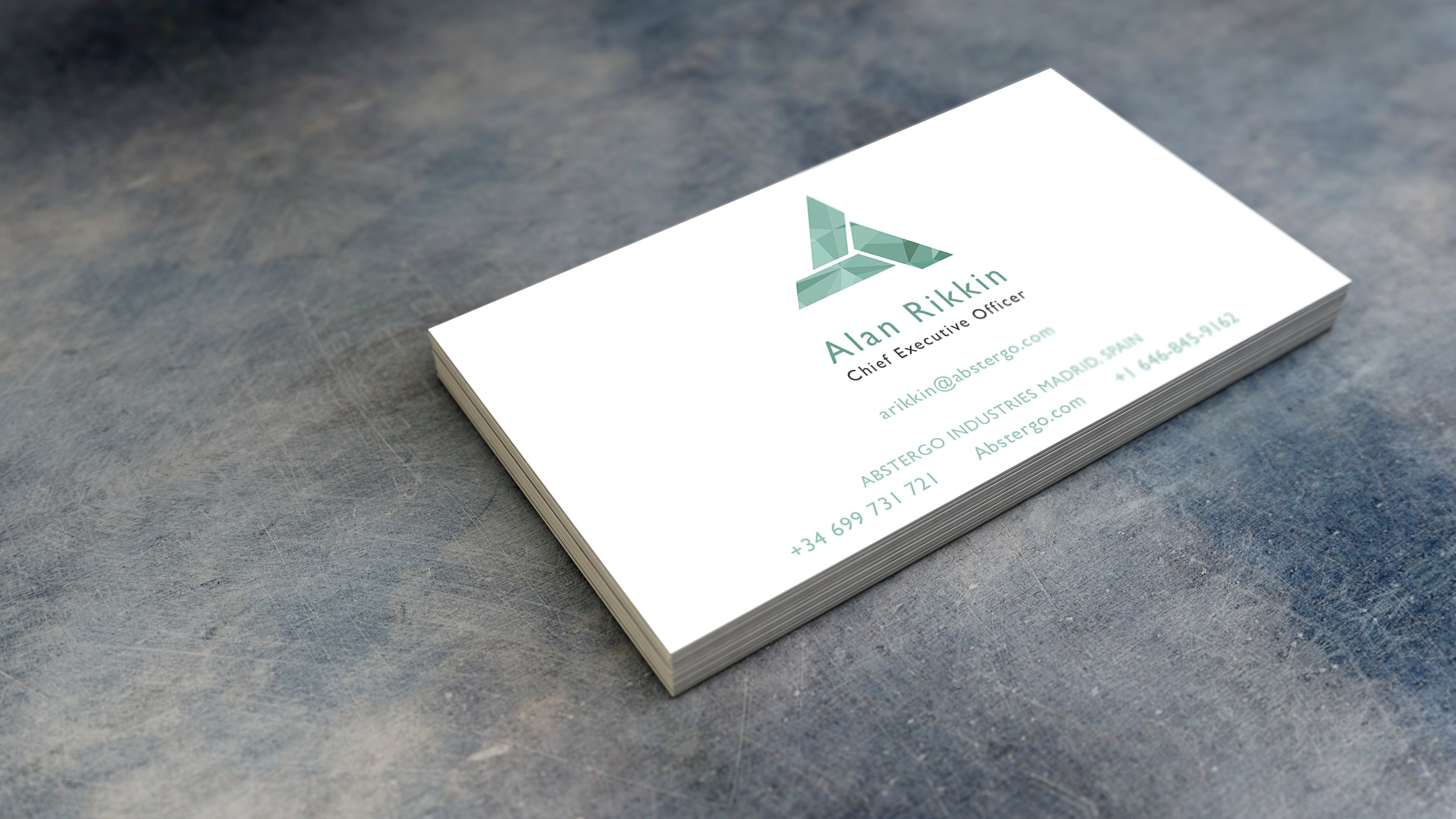 Image - Alan rikkin business card.jpg | Assassin\'s Creed Wiki ...
