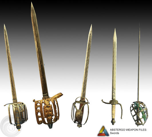 File:Assassin's Creed 3 Multiplayer Weapons - 04 by trebor7.jpg