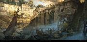 ACU Quai de la Seine - Concept Art