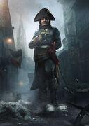 ACU Napoleon Dead Kings Promotional Art