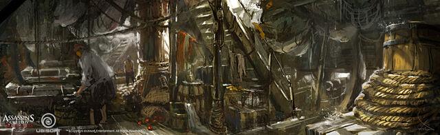 File:Assassin's Creed IV Black Flag - Concept art 16 by kobempire.jpg