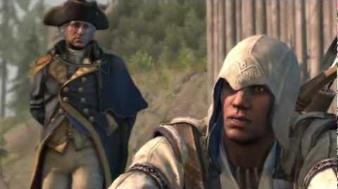 Assassin's Creed 3 - Official Benedict Arnold DLC Trailer PS3