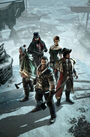 AC3 Multiplayer Key Art