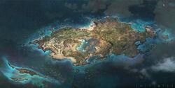 ACI Ungoverned Island