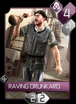 ACR Raving Drunkard