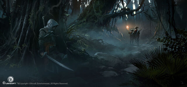 File:AC4BF Hidden in the Jungle - Concept Art.jpg