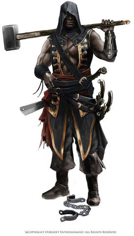 File:Assassin Adéwalé - Concept Art.jpg