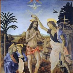<b>基督受洗</b><br />(Baptism of Christ) <br /><a href=