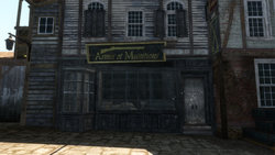 AC3L Weapon shop