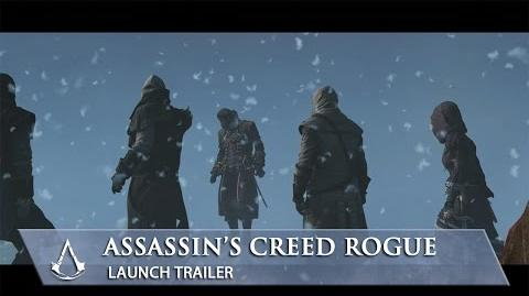 Assassin's Creed Rogue Launch Trailer
