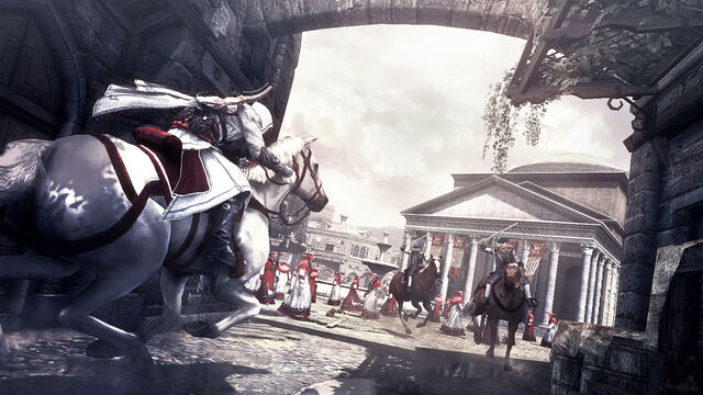 File:ACB Ezio Riding Horse Pantheon.jpg