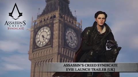Assassin's Creed Syndicate - Evie Launch Trailer UK