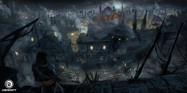 File:Contantinople by night concept art by Francis Denoncourt.jpg