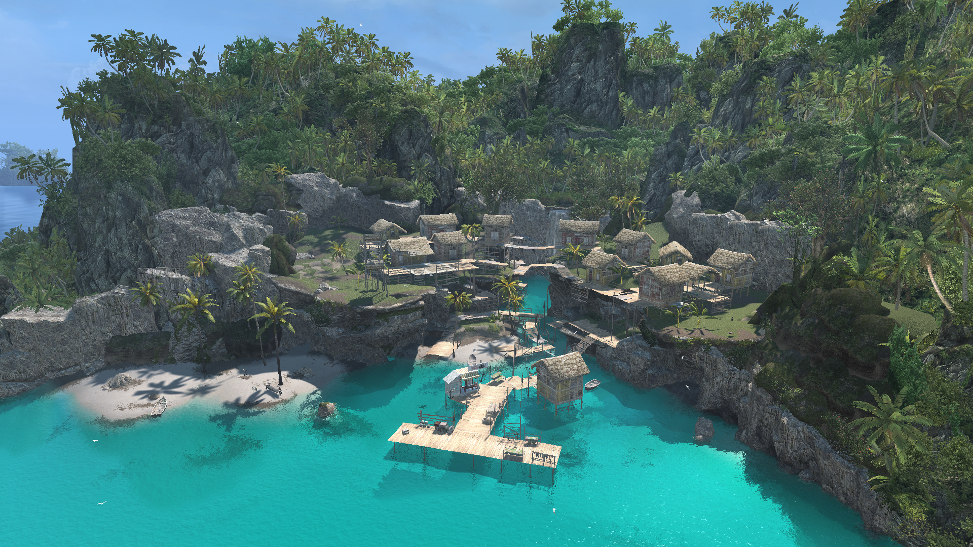 Cat Island Port Royale