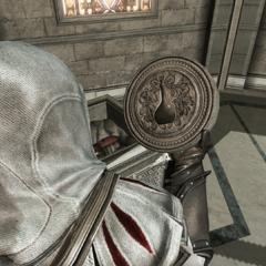 Ezio verkrijgt de zegel van Iltani.