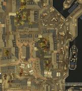ACIII - Boston Harbor - Aerial