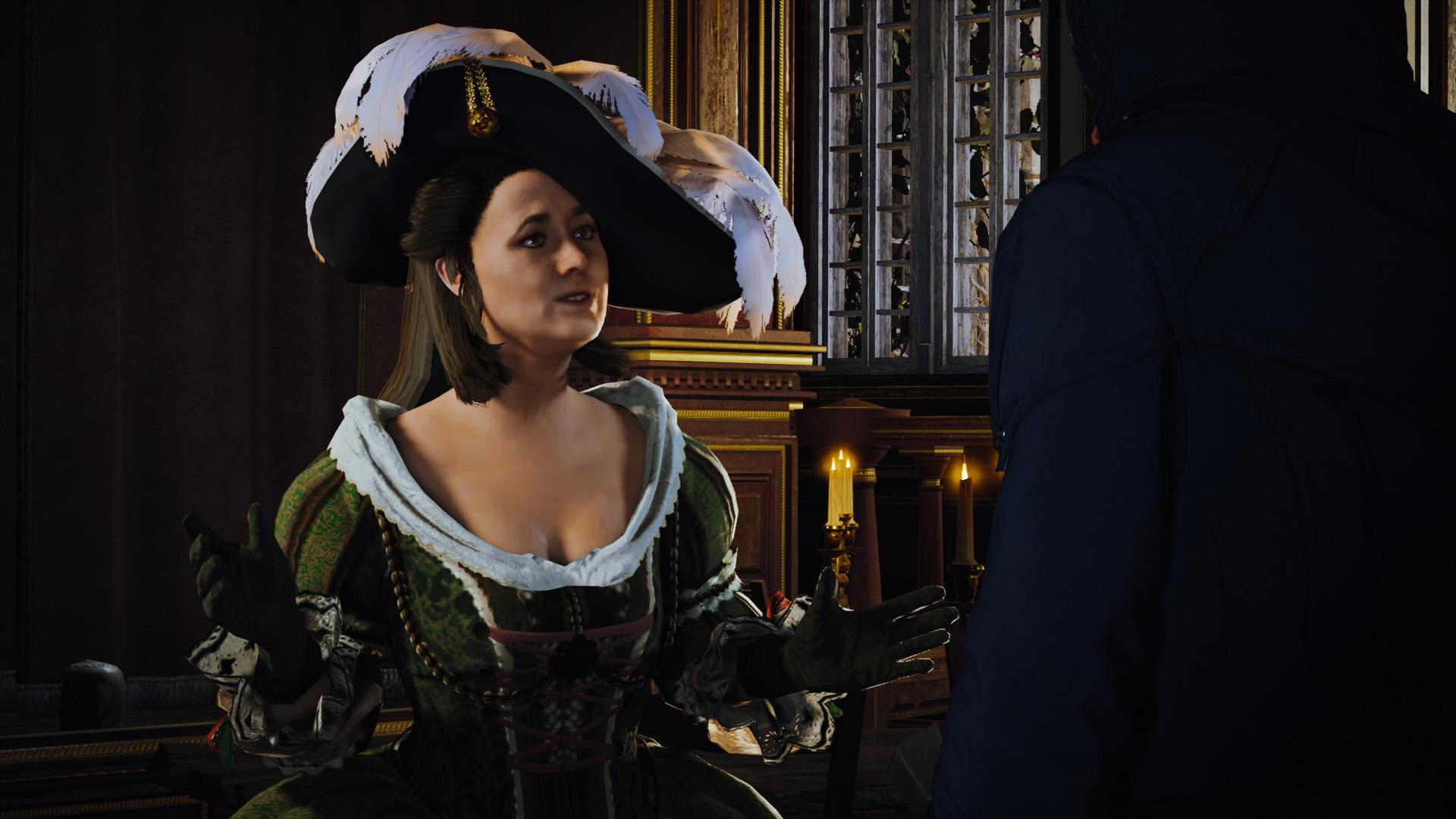 Charlotte Gouze Assassin S Creed Wiki Fandom Powered