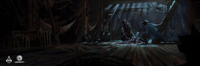 File:AC4 Attack At Night - Concept Art.jpg