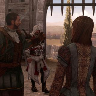 Ezio en Bartolomeo keren zegevierend terug
