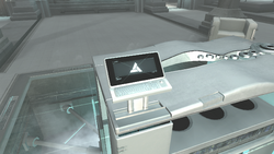 AC1 Abstergo Lab Lucy's Computer