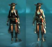 Templar - Assassin (Lady Black)