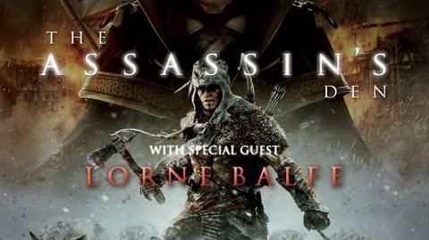 The Assassin's Den - ft