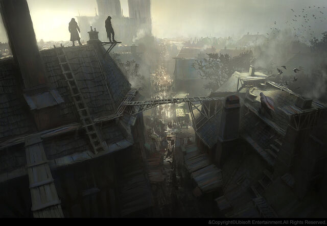 File:ACU Running on the Rooftops - Concept Art.jpg