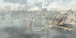 Constantinople Database