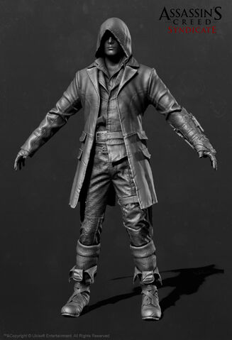 File:ACS Jacob Frye Simply Jacob ZBrush Model - Front View.jpg