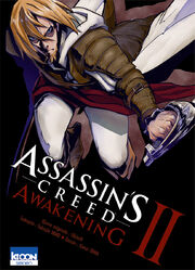 Assassin's Creed Awakening Vol II cover