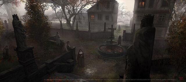 File:ACU Asylum Backyard - Concept Art.jpg