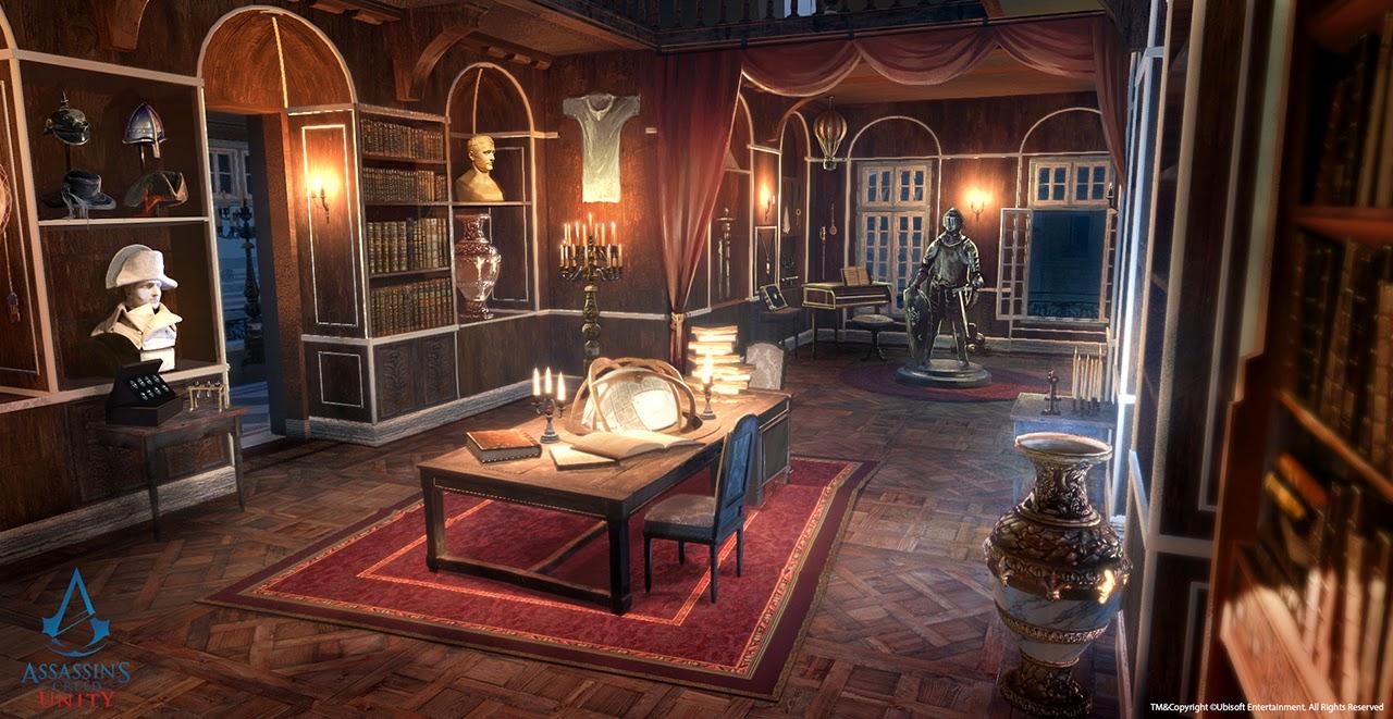 Image acu cafe theatre trophy room concept for Trophy room design