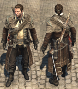 ACRG Explorer outfit