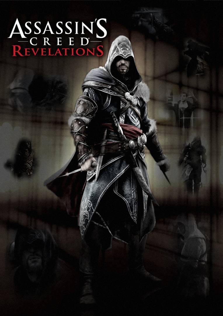 Ezio Escaping From Guard Wallpaper