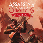 Assassin's Creed Chronicles Russia Button