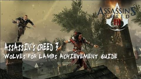 Assassin's Creed III Hardened Battle DLC - Wolves for Lambs (Solo - Achievement Trophy Guide)