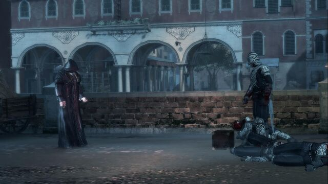 File:Ezio and Borgias Confrontation in Venice.jpg