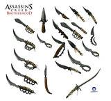 Weapons illustration