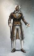 ACU Maximilien de Robespierre - Concept Art