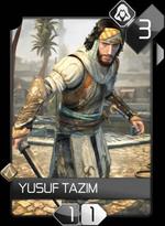 ACR Yusuf Tazim