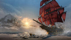 AC Rogue - Sailing