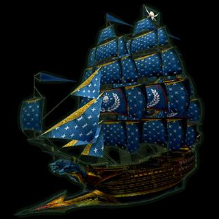 藍色之王號 - 300000 塊錢