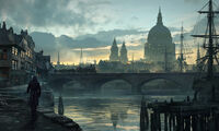 ACS City of London - Concept Art
