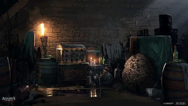 File:Assassin's Creed 4 - Black Flag concept art 19 by janurschel.jpg