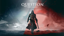 Question the creed