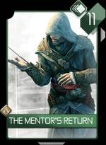 ACR The Mentor's Return