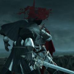 Ezio doodt Vieri.