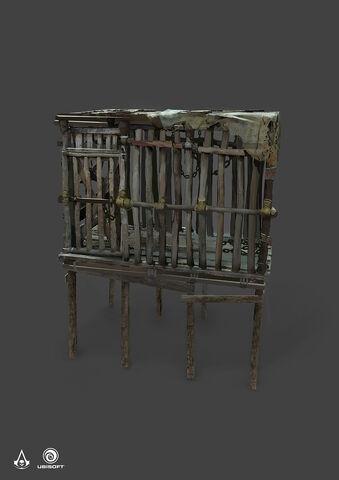 File:AC4 Prisoner's Cage - Concept Art.jpg