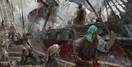 Assassin's Creed IV Black Flag - Concept art 8 by kobempire