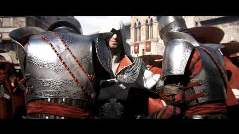Assassins Creed Brotherhood 'E3 2010 Trailer' TRUE-HD QUALITY